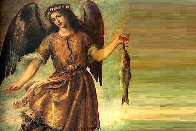 oraciones de sanación al árcangel Rafaél
